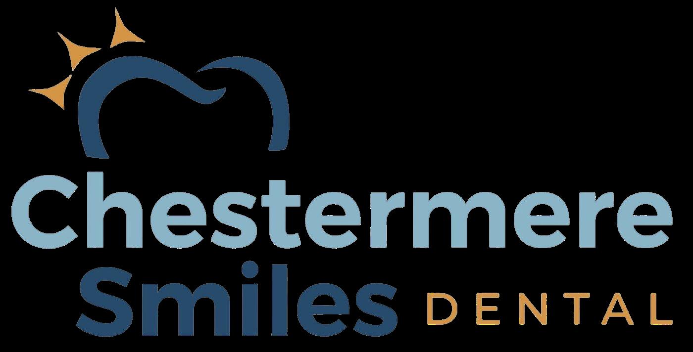chestermere smiles dental logo