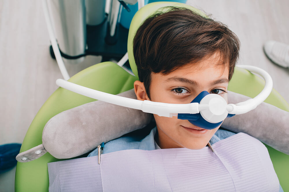 Childrens Sedation showing the concept of Services